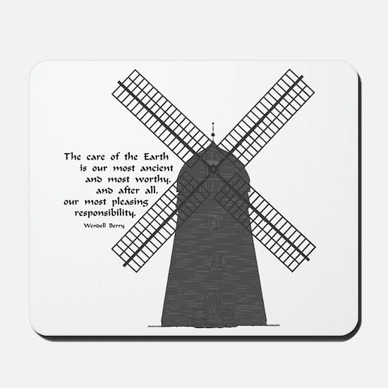 Windmill Mousepad