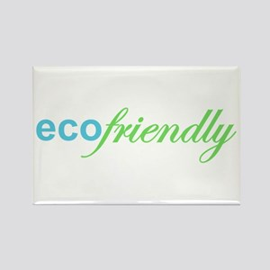 Eco Friendly Earth Day Rectangle Magnet