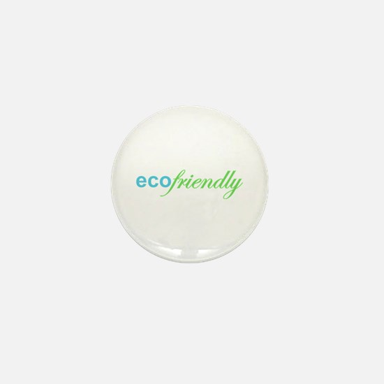 Eco Friendly Earth Day Mini Button