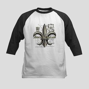 New Orleans Laissez les bons temps Baseball Jersey