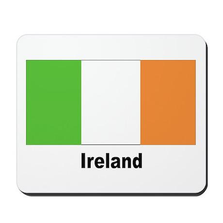 Ireland Irish Flag Mousepad