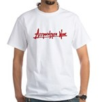 Asspocalypse now White T-Shirt