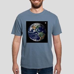 universe galaxy planet earth T-Shirt