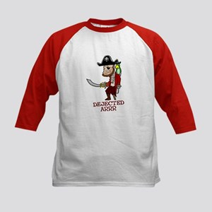 Dejected Arrr Kids Baseball Jersey