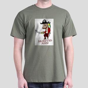 Dejected Arrr Dark T-Shirt