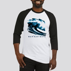 Surfer Slang: Mavericks Baseball Jersey