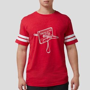 Old School Tape & Pen T-Shirt