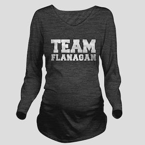 TEAM FLANAGAN Women's Dark T-Shirt