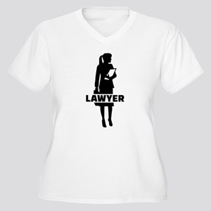 Lawyer Plus Size T-Shirt