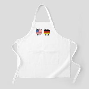 American German BBQ Apron