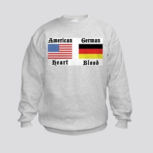 American German Kids Sweatshirt