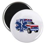 EMS Ambulance Magnet