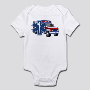 EMS Ambulance Infant Bodysuit