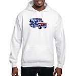 EMS Ambulance Hooded Sweatshirt
