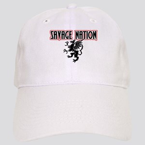 Savage Nation - Heraldry Desi Cap