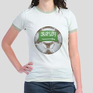 Saudi Arabia Championship Soc Jr. Ringer T-Shirt