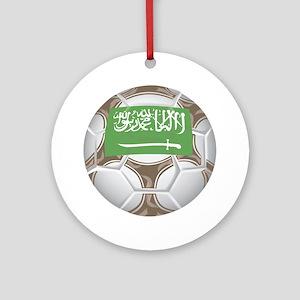 Saudi Arabia Championship Soc Keepsake (Round)