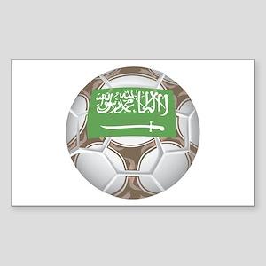 Saudi Arabia Championship Soc Sticker (Rectangular
