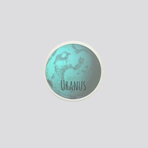 Uranus Mini Button