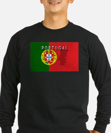 Portugal Flag Extra T