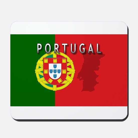 Portugal Flag Extra Mousepad