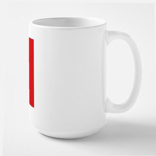 Portugal Flag Extra Large Mug