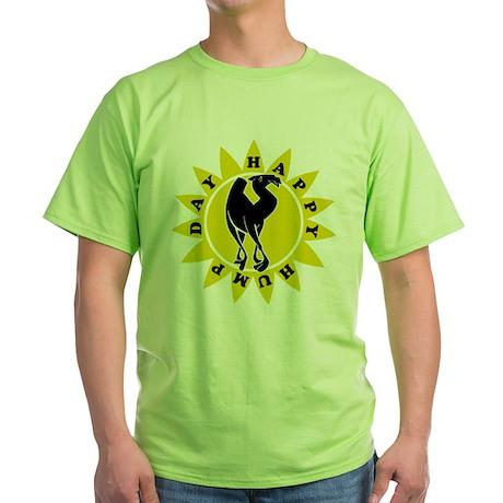 Hump Day Green T-Shirt