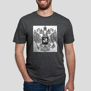 Russian Emblem - Coat of Arms of Russia T-Shirt