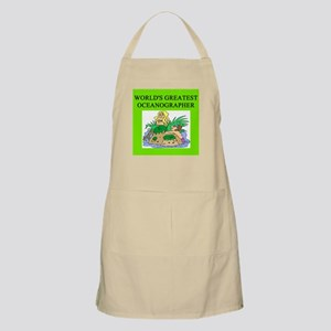 OCEANOGRAPHER GIFTS T-SHIRTS BBQ Apron