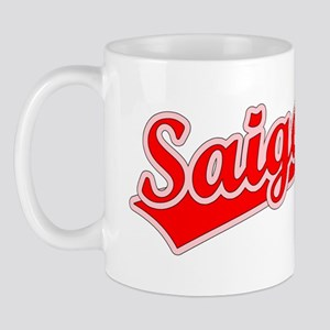 Retro Saigon (Red) Mug