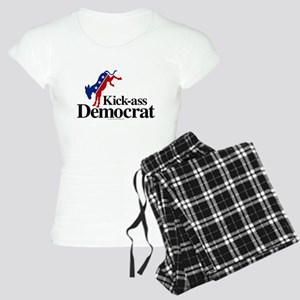 Kick-Ass Democrat Women's Light Pajamas