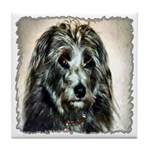 ...Dog 03... Tile Coaster