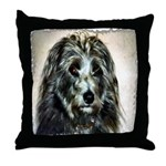 ...Dog 03... Throw Pillow
