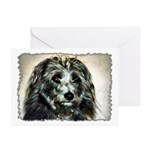 ...Dog 03... Greeting Cards (Pk of 20)
