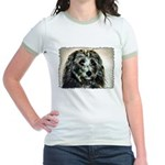 ...Dog 03... Jr. Ringer T-Shirt