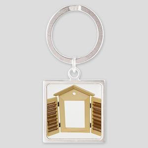 ShuttersLightOpen060709 Keychains
