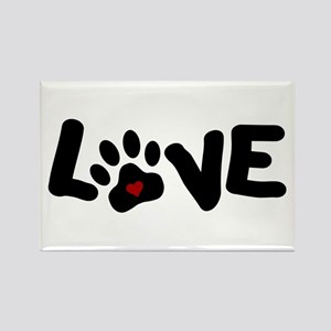 Love (Pets) Magnets