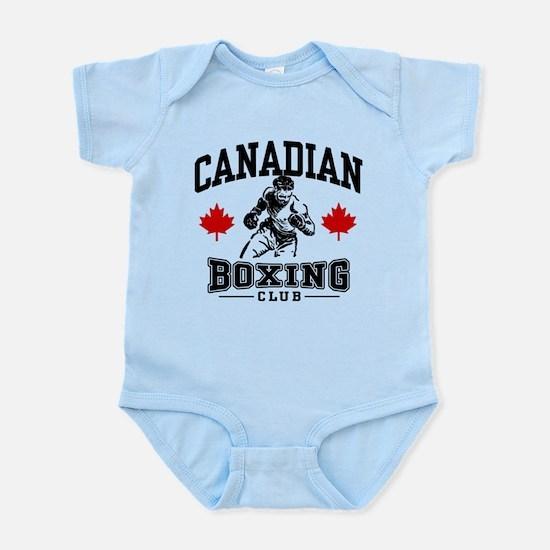 Canadian Boxing Infant Bodysuit