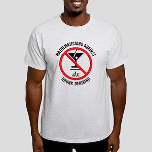 Drunk Deriving Light T-Shirt