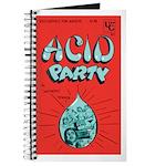 "Pulp Journal - ""Acid Party"""