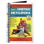 """Pulp Journal - """"Andy's Encyclopedia"""""""