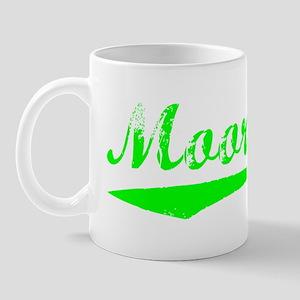 Vintage Moorpark (Green) Mug