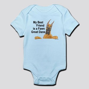 CF Best Friend Infant Bodysuit