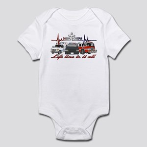 New Life Line Infant Bodysuit