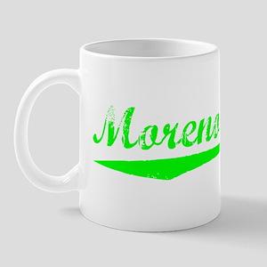 Vintage Moreno Val.. (Green) Mug