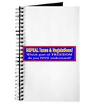 Repeal Taxes#2 Journal