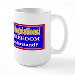 Repeal Taxes#2 Large Mug
