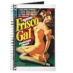 """Pulp Journal - """"Frisco Gal"""""""