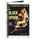 "Pulp Journal - ""Black Opium"""