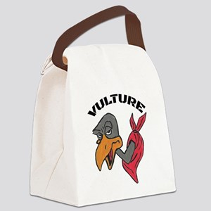 Vulture Canvas Lunch Bag